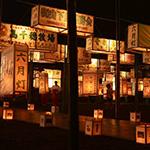 霧島神宮献灯祭(六月灯)